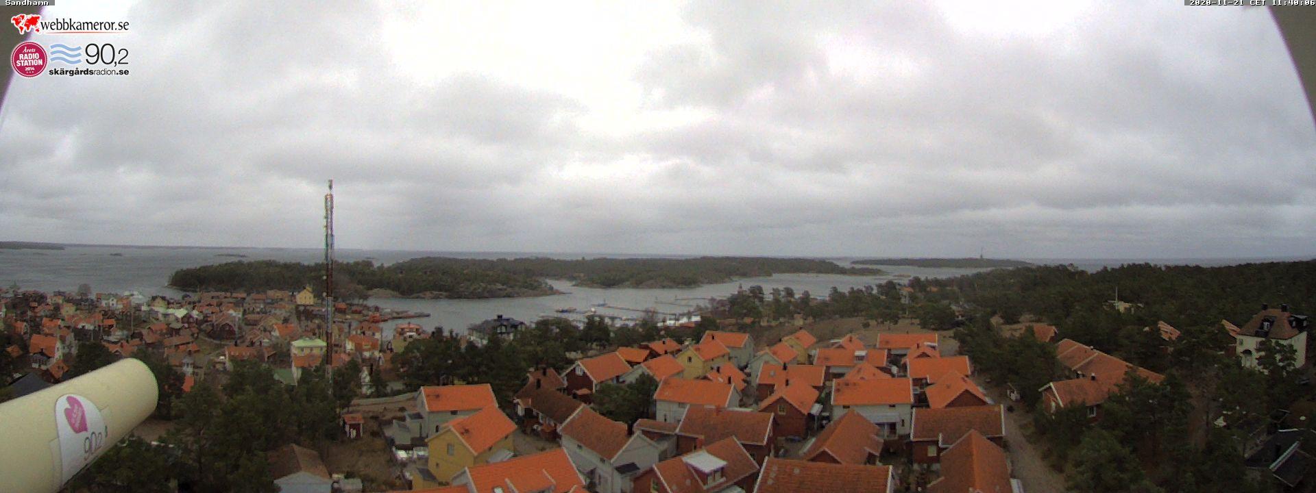 Webbkamera - Sandhamn